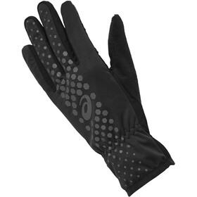 asics Winter Performance Gloves performance black